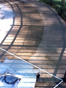 Concrete Cleaning in Lehigh Valley, PA