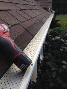 Gutter Cleaning in Bethlehem, Pennsylvania by Grime Fighters