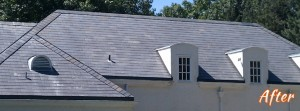 After Roof Cleaning in Bethlehem, PA