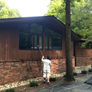 Home Window Cleaning in Lehigh Valley, PA by Grime Fighters