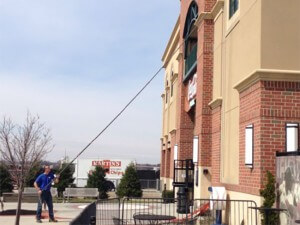 Commercial Window Cleaning in Lehigh Valley, PA