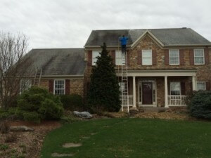Roof Cleaning in Macungie, PA