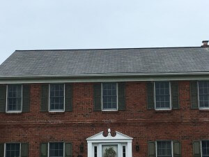 After Roof Cleaning in Macungie, PA by Grime Fighters