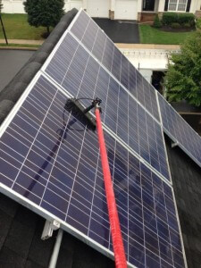 Solar Panel Cleaning in Lehigh Valley, PA