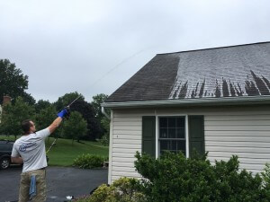 Roof Cleaning in Bethlehem, PA by Grime Fighters