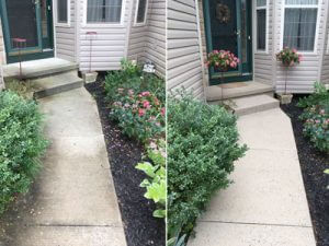 Pressure Washing in Bethlehem, PA by Grime Fighters