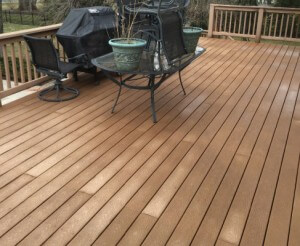 Deck Cleaning in Bethlehem, PA