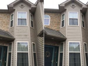 Pressure Washing in Lehigh Valley, PA by Grime Fighters