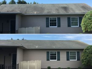 Roof Cleaning in Allentown, PA by Grime Fighters