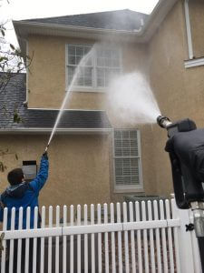 Power Washing in Macungie, Pennsylvania by Grime Fighters