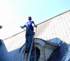 Roof Cleaning in Lehigh Valley, PA by Grime Fighters