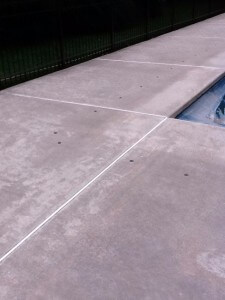 After Concrete Cleaning in Lehigh Valley, PA