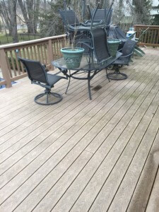 Deck Cleaning in Coopersburg, PA