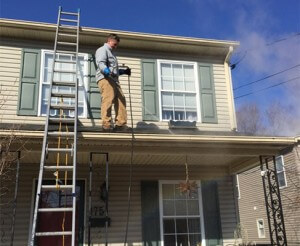 Gutter Cleaning in Bethlehem, PA