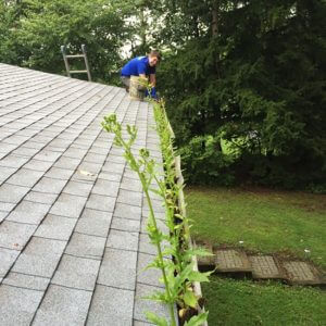 Gutter Cleaning in Macungie, PA by Grime Fighters