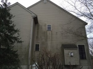 Pressure Washing Siding in Allentown, PA