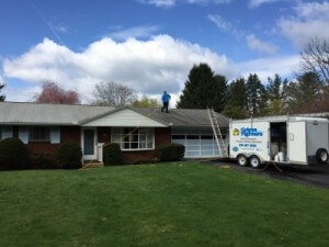 Roof Cleaning in Coopersburg, PA