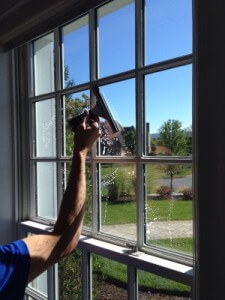 Residential Window Cleaning in Macungie, PA