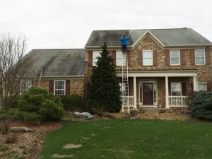Low Pressure Roof Cleaning in Lehigh Valley, PA